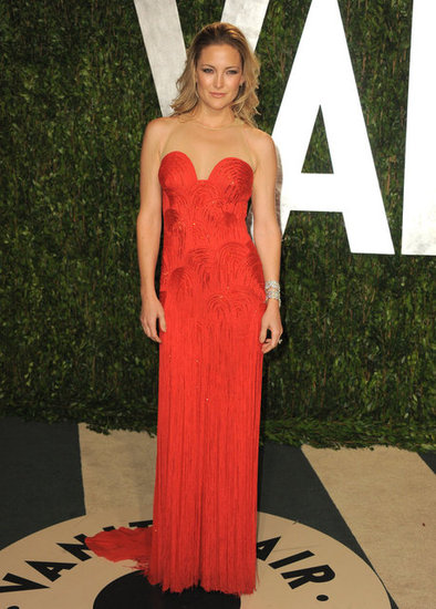 Kate Hudson in Vintage Versace